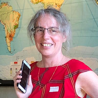 Veranstalterin Soledad Sichert im Interview