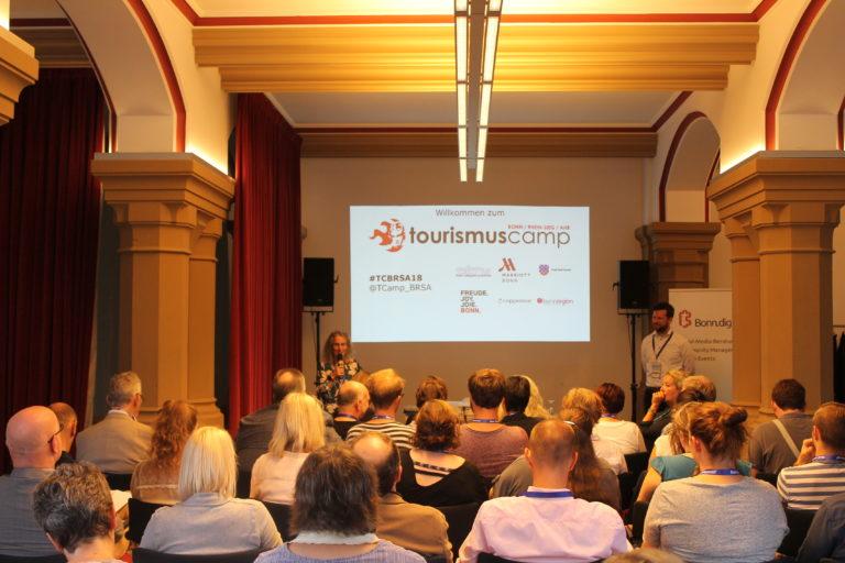 Rückblick TourismusCamp Bonn/Rhein-Sieg/Ahr 2018